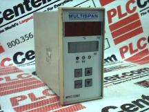 MULTISPAN INSTRUMENTS CO MTC-3200