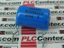 HVR ADVANCED POWER COMPONENTS U1320A221L