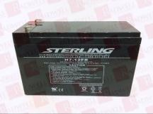 STERLING H7-12FR