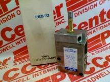 FESTO ELECTRIC MFH-3-1/4-S-NPT