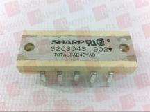 SHARP S203D4S