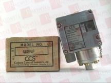 CUSTOM CONTROL SENSORS 6600G3