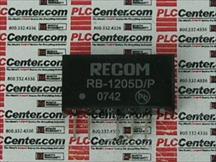 RECOM RB1205DP