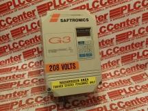 SAFETRONICS CIMR-G3U23P7