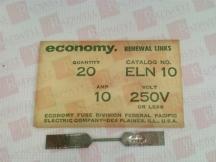 ECONOMY FUSE ELN-10
