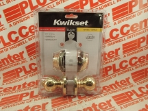 KWIKSET CORPORATION 690P-3-CP-PB
