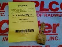 C&D VALVE CD2000