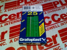 GRAFOPLAST 117M12BW