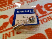 BRUSH FUSES BGC1