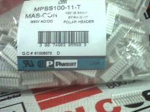 PANDUIT MPSS100-11-T