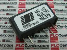 POWER CONVERTIBLES HPR403