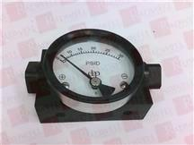 DIFFERENTIAL PRESSURE PLUS 200-DPG-GA-2.5-4N-1-SS-FVO