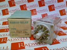 MARVID RELAY LTD 3PDT/DC24