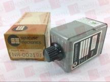 SYRACUSE ELECTRONICS TNR-00319F
