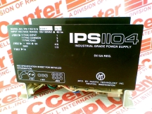 PACIFIC TECHNOLOGY IPS1104