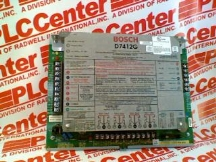 RADIONICS INC D7412G