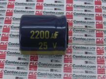 NICHICON CR2200U25