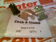 CUSH A CLAMP 006T010