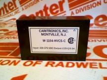 CARITRONICS W1104HVCSC