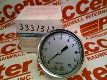 ASHCROFT 3XA50939-006