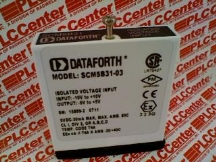 DATAFORTH SCM5B31-03