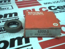 NATIONAL SEAL 6800-S