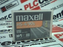 MAXELL HS-4/90S