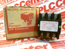 PARAGON ELECTRIC 403GO-K2