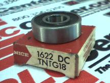 NICE BALL BEARING 1622-DC