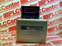ELECTRONIC COUNT & CONTROLS MT304A