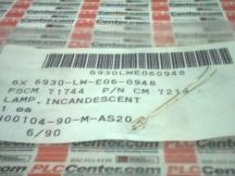 GENERAL ELECTRIC N00104-90-M-AS20