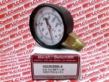 MARSH INSTRUMENTS GG20200L4