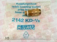 FESTO ELECTRIC KD-1/8