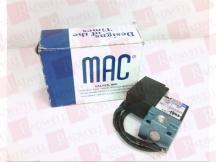 MAC VALVES INC 111B-111AA