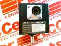 ENCODER PRODUCTS 711-0120-O-S-6-S-S-N