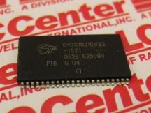 CYPRESS COMPUTER SYSTEMS CY7C1021CV3315ZI