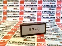 ELECTRO MATIC B7-8