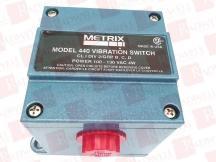 METRIX VIBRATION 440DR20220000