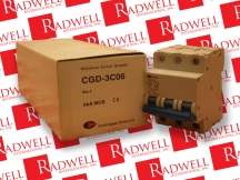 CONTROL GEAR DIRECT CGD-3C06