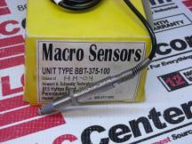 MACRO SENSORS BBT-375-100