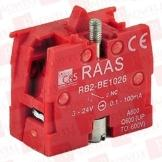 SHAMROCK CONTROLS RB2-BE1026