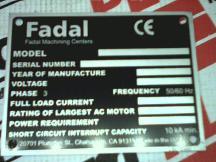 FADAL LBL-0590