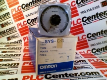 OMRON SYS-CR