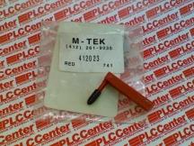 M TEK 412023-EACH
