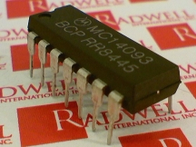 NXP SEMICONDUCTOR MC14093