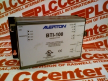 ALERTON BTI-100