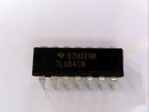 TEXAS INSTRUMENTS SEMI TL084CN