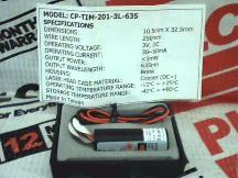 CALPAC CP-TIM-201-3L-635