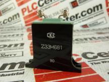CKE INC Z33M681