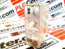 RELOG 2TZ11-220V-50/60HZ-10-100S